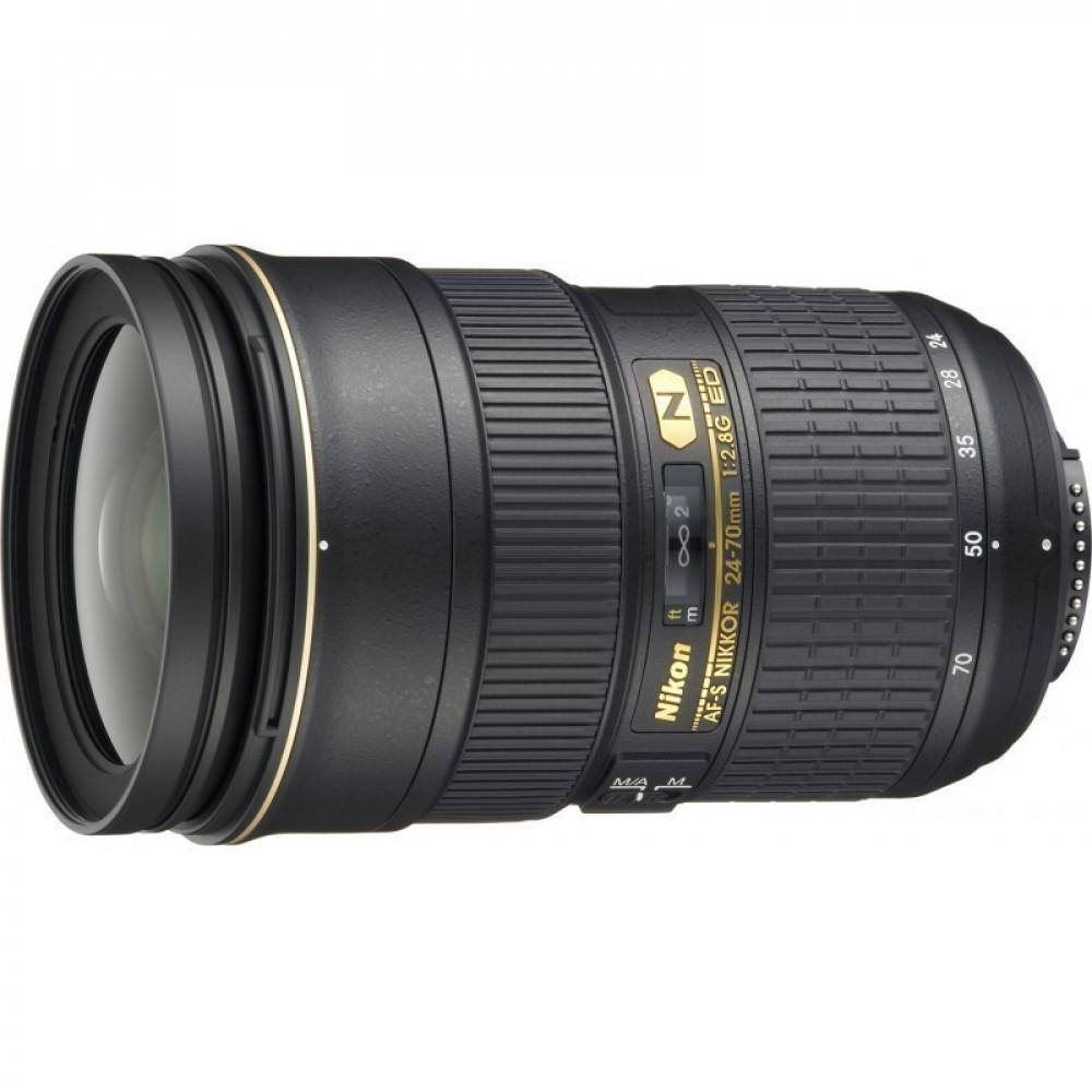 Объектив Nikon 24-70mm f/2.8G ED AF-S